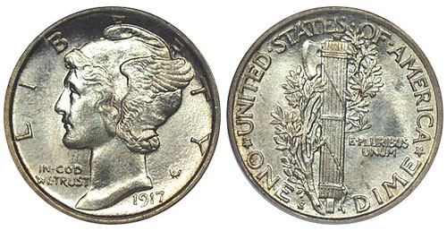 History Of The Mercury Dime